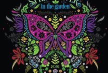 Spring Fever in the Garden 2016 / Plants, Flowers, Garden Supplies, Butterflies, Birdhouses, Music and Good Food! Annual downtown festival in Winter Garden, Florida
