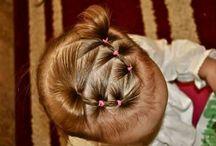 Hair/vlasy, účesy
