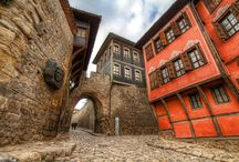 Bulgaria - great landmarks