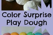 Playdough & other Recipes
