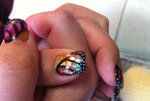 Nail art / by Lori Kenyon