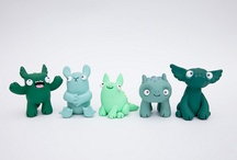 Polymer Clay: Monster