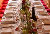 Bartholomew Barn / floral inspiration from past weddings at Bartholomew Barn in Kirdford