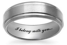 men wedding rings