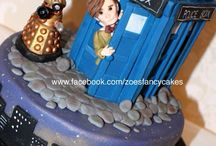 Cakes: Doctor Who