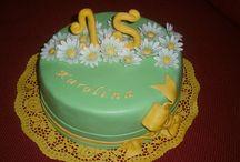 Cake / Tak toto sú moje torty. Záľuba,ktorá ma veľmi baví :-)