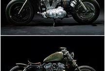 Harley's / One can dream!