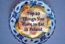 Polish Food in Krakow