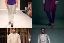 indian wear- men / by Aishwarya Vohra