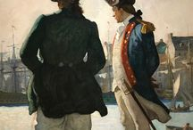 Illustrateurs peintres 19e-20e