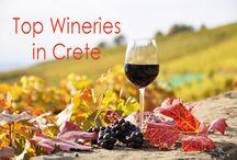 Olive Oil & Wine