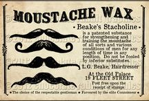 I mustache you a ?.... but I'm shaving it for later / by Becky Campbell