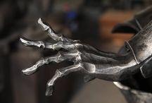 Kované ruce