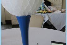 Golf Party / Ideas for golf themed party