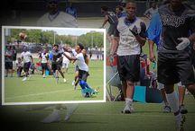 High School Football / Action shots of high school football in Florida.