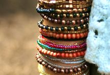 Accessories / Inspiration and Ideas for bracelet, ring and bangles