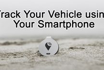 How to track your vehicle on using your smartphone