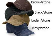 Loden color cap