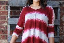 Fall Fashion / Favorite fall looks for school, fall festivals, tailgating and more!