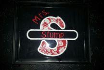 My creations!!! / by Jenna Stump