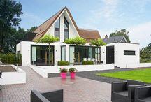 inspiratie voor woonhuis Fam. de Haan - Dujardin Papo / Inspiratie/ideeen voor onze nieuw te bouwen woning.