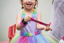 Rainbow Fairy Costumes