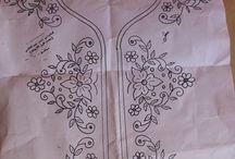 bordados para blusas