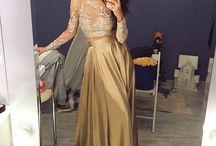 uitreiking jurk