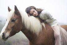 Fashion W/Horses