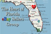 Heart of Florida eBay Sellers Group / This is a board for members to post items they are selling on eBay or items of interest to benefit the group.  / by Danna Crawford