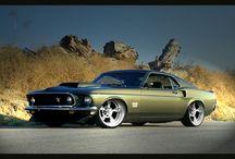 My dream cars/utes