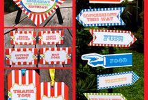 carnival party / by shannon jones