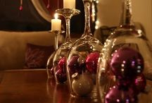 Frugal Decorating Tips / Enjoying Christmas without breaking the budget.  Simple things that can be done economically with big impact!
