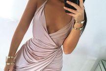 Dress / Robe chic