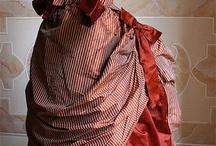 Dresses: 1880-1890 Bustles, Victorian