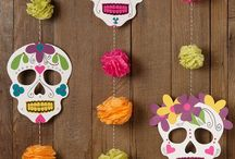 Holidays/Seasons- Day of the Dead