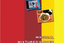 Baba Majdi's Magical Mixtured Spices خلطات سحرية / Baba Majdi's exclusive magical mixtures ;)
