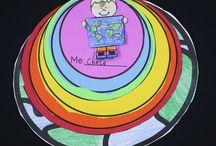 Kinderfeestje 'Ik en de wereld'