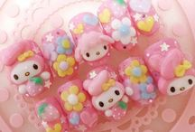 Nails / Cute and Kawaii nail art