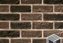 Brick Slips - Samples / A catalogue of our brick slips samples for you to try before you purchase.