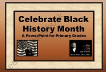 Black History Month All Year / Enjoy, educate and entertain yourself and others with the gems of Black History worldwide!