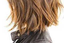 couleur + coupe cheveux