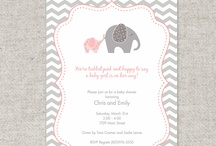 Baby Shower / by Kathryn Theriot