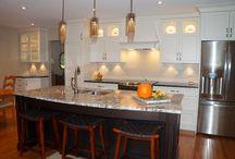 CD³ Inc - Modern Kitchen & Dining Room Renovation / Coleman-Dias³ Construction Inc - Modern Kitchen & Dining Room Renovation / by Coleman-Dias³ Construction
