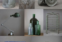 brocante collages