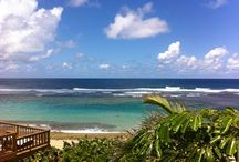 Shacks Beach / Playa Shacks / It's all about the Beach / Playa Shacks, our front yard here at Villa Tropical Oceanfront Apartments on Shacks Beach.  Since 1990, Top Rated, 31 exclusive Units, Book Direct 787-872-7172 villatropical@gmail  @shacksbeach  villatropical.com
