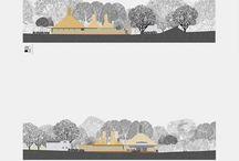 Drawings of Buildings