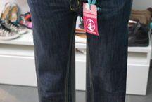 Jeans e Pantaloni second hand