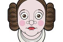 R.I.P. Carrie Fisher - Princess Leia