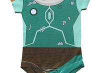 Star Wars Baby Clothes / All About Star Wars Baby Clothes